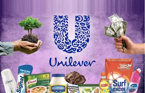 Unilever to eliminate fossil fuels with €1 billion clean future investment