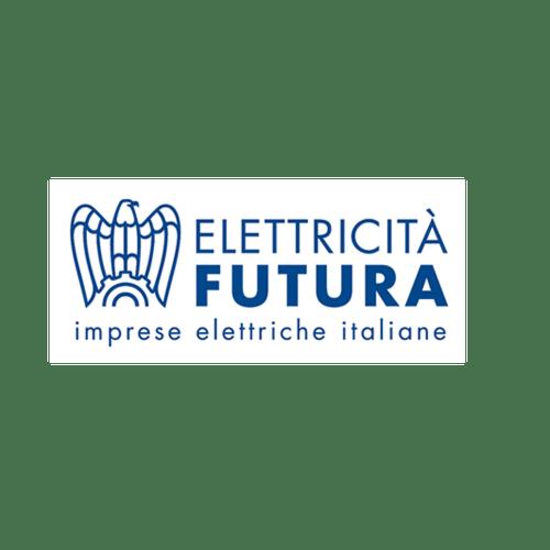 Elettricità Futura logo, Enlit Europe partner