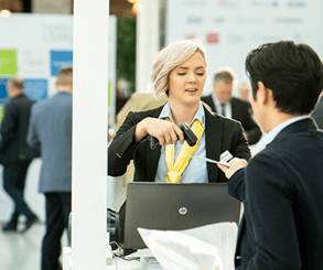 Visit at Enlit Europe 2020