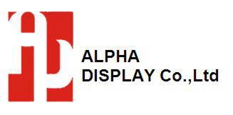 Alphadisplay