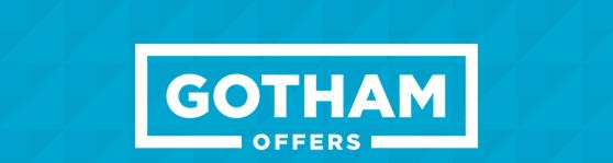 Gotham Offers