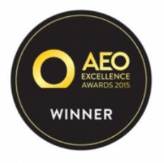 AEO Winner 2015