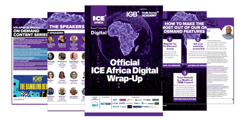 ICE Africa Digital Official Wrap Up