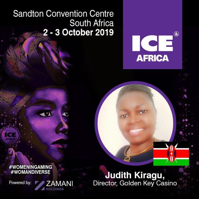 Women In Gmaing: Judith Kiragu