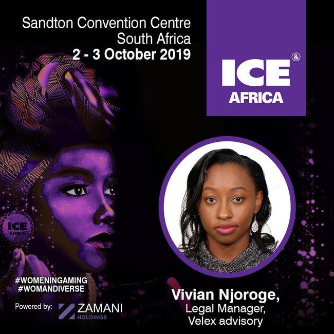 Women In Gaming: Vivian Njoroge