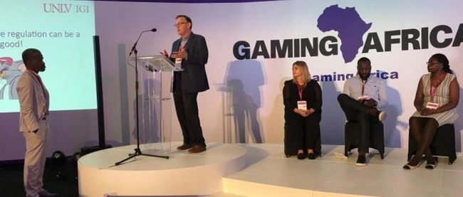 Gaming Africa launches on a wave of confidence