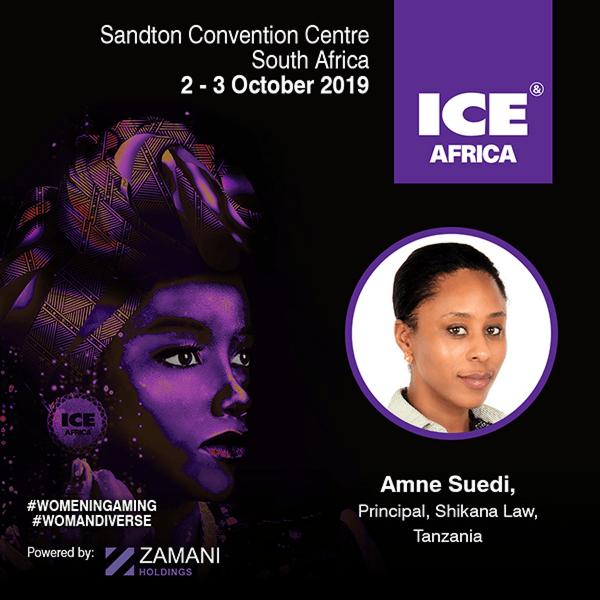 Women in Gaming: Amne Suedi