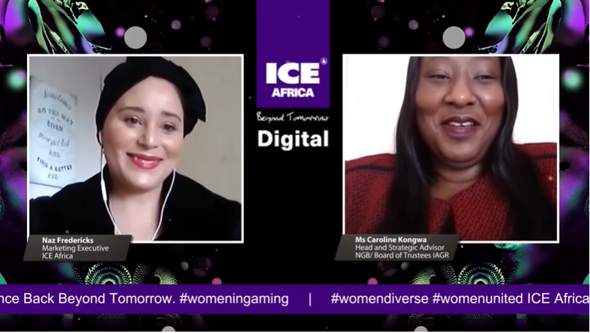 Women In Gaming: Ep.1 of 2 Part Series With The Head and Strategic Advisor Of NGB, Ms Caroline Kongwa.