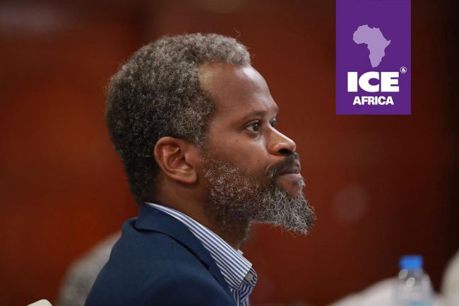 Africa is open for business and the opportunities are huge - states ICE Africa Ambassador, John Kamara