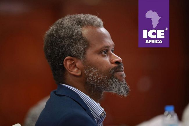October's ICE Africa will be 'the place of opportunities, networking and partnerships' states John Kamara