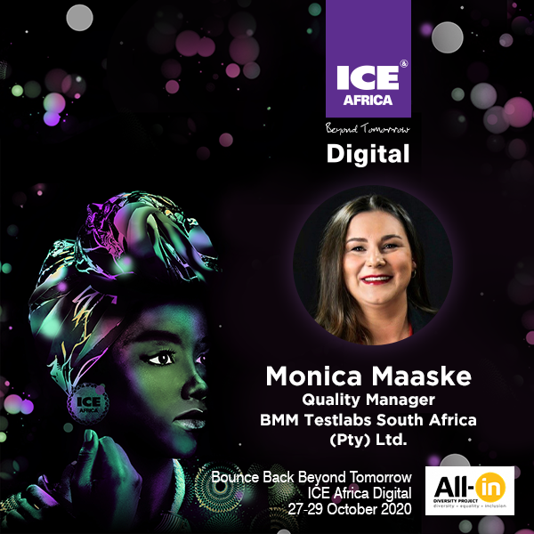 Women In Gaming: Mrs. Monica Maaske, Quality Manager, BMM Testlabs South Africa (Pty) Ltd.