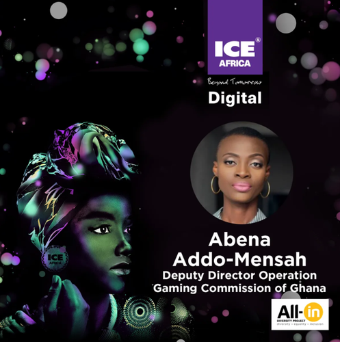 Women In Gaming: Abena Addo-Mensah- Deputy Director Of Operations-Gaming Commission Of Ghana!