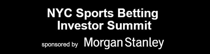 NYC Sports Betting Investor Summit