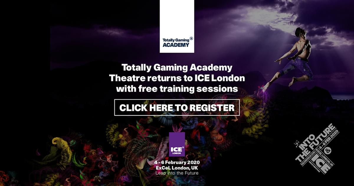 Totally Gaming Academy's FREE taster sessions at ICE London