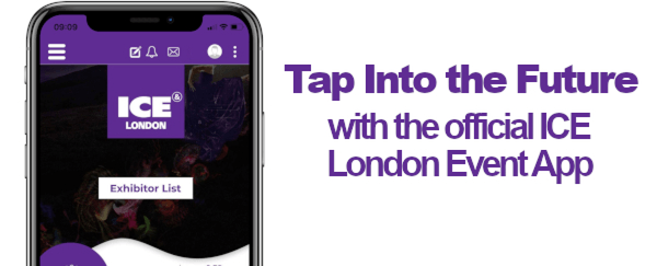 Get the ICE London Event App
