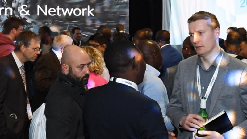 ICE Africa Drinks Reception
