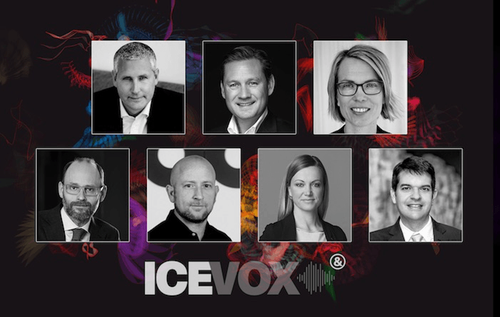 ICE VOX solidifies 'unprecedented' C-Level line-up uniting decision-making and diversity