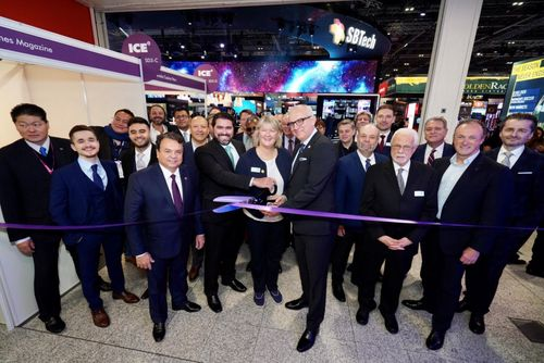 Industry steps into the future at official opening of biggest ICE London on record