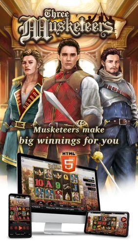 Musketeers make big winnings for you