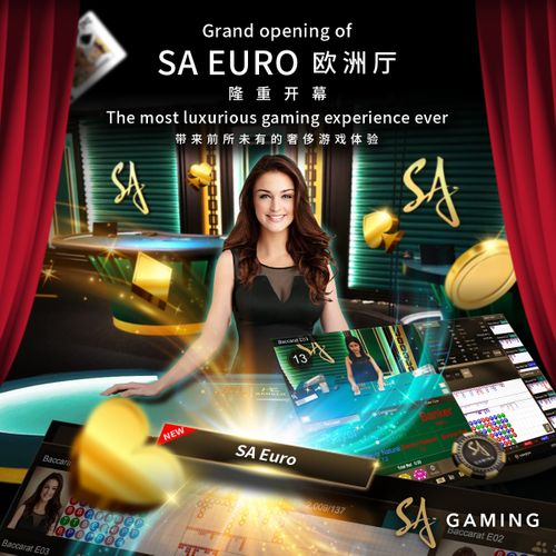 Grand opening of SA Euro - the most luxurious gaming experience ever