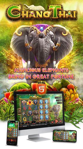 Slot Game - Chang Thai