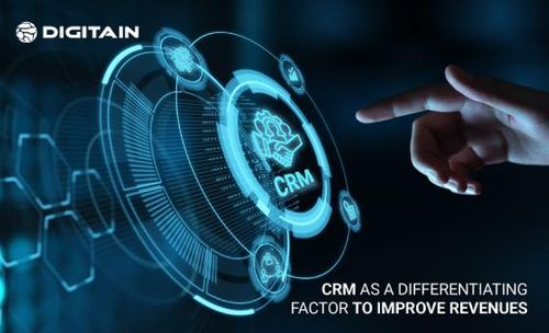 CRM: A Differentiating Factor To Improve Revenue