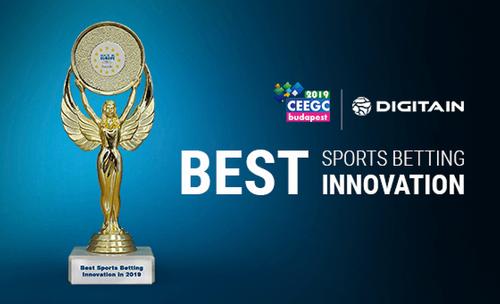 Digitain Wins Best Sports Betting Innovation