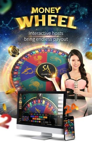 Money Wheel: Interactive hosts bring endless payout