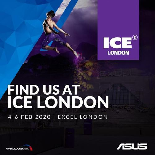 Overclockers UK at ICE 2020