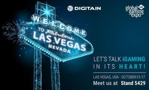 Digitain Joins G2E Vegas