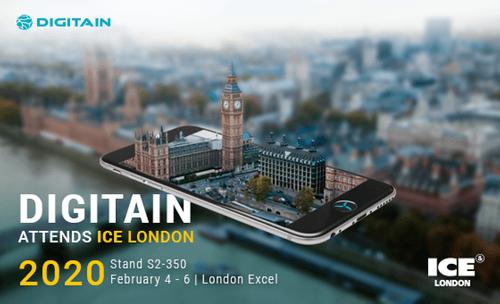 Digitain To Unveil Global 2020 Portfolio At ICE London