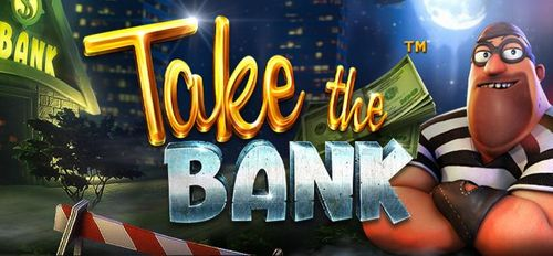 Betsoft Releases Explosive New Videoslot – TAKE THE BANK