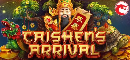 Betsoft Heralds the God of Wealth in CAISHEN'S ARRIVAL