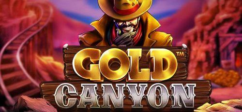 Betsoft's Dynamite GOLD CANYON Explodes onto Market