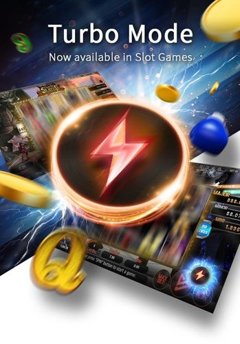 Turbo Mode now available in Slot Games