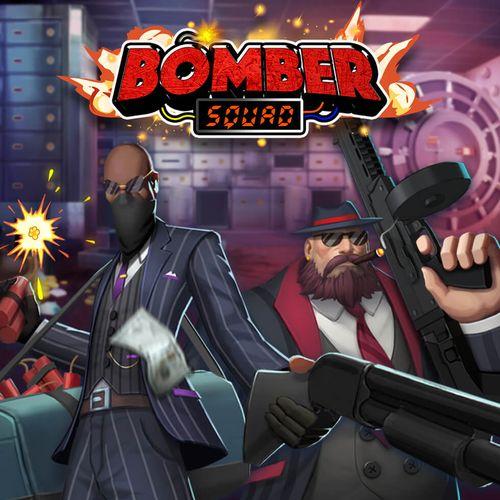 Slot Game -  Bomber Squad