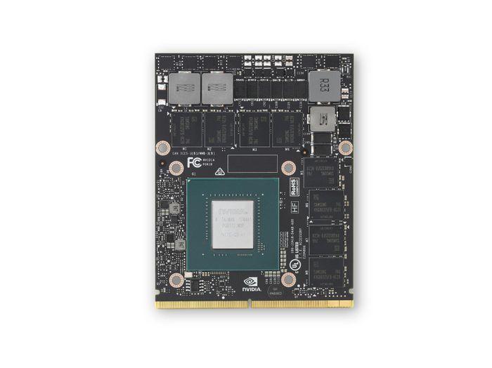NVIDIA Quadro Embedded Graphics Cards: