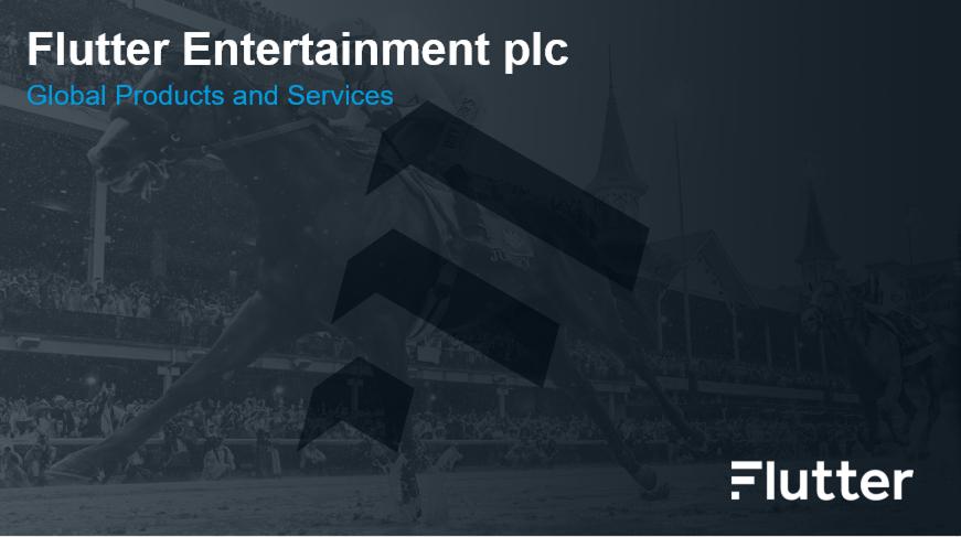 Flutter Entertainment plc