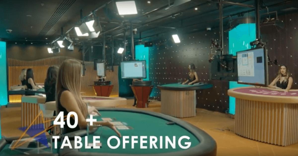 AmazingGaming Live Casino