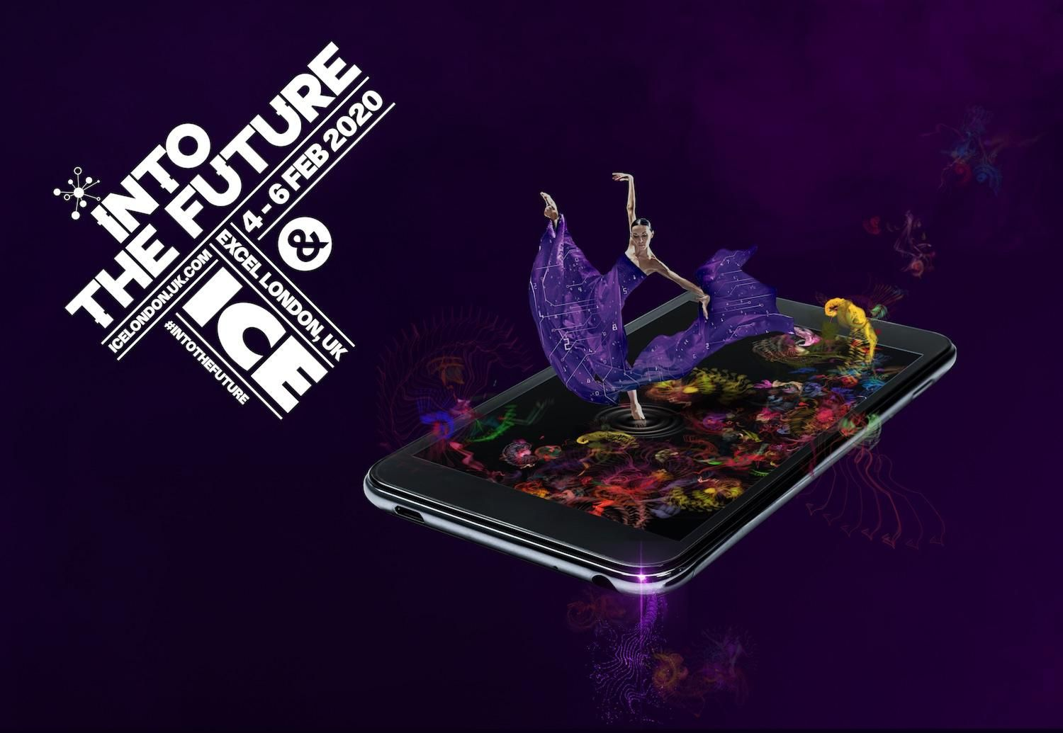 ICE London creates 'revolutionary' AR treasure hunt to help visitors 'Step, Look, Dive and Leap into the Future'