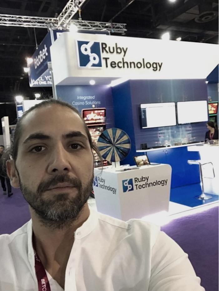 Ruby Technology put their faith in ICE