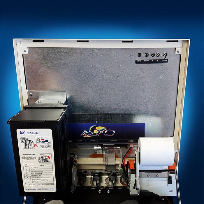 Countertop machine