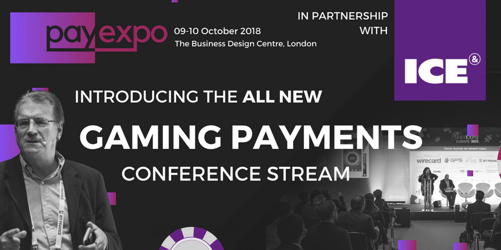 PayExpo to provide gaming focus to payments