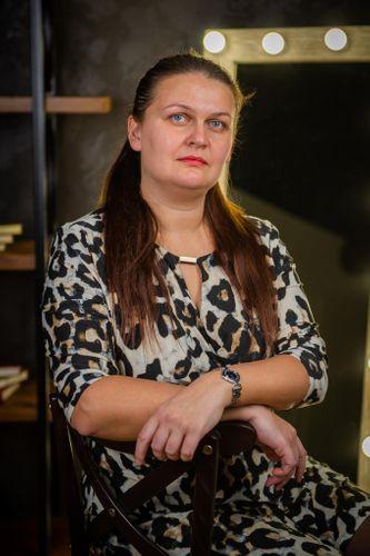 Iryna Sergienko