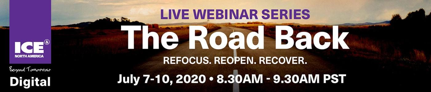 The Road Back Webinar Series