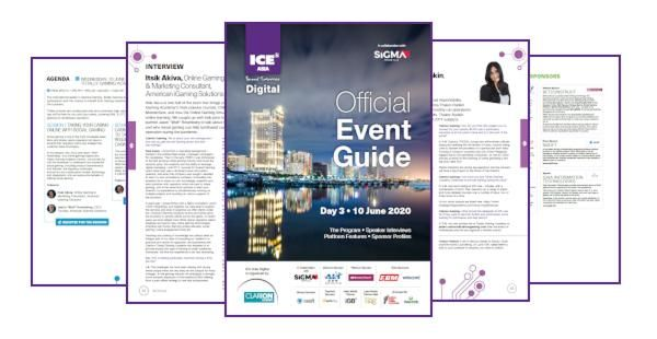 ICE Asia Event Guide Day Three
