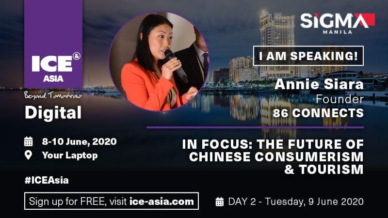 ICE Asia Digital 2020 – Interview with Annie Siara of 86 Connects