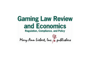 Gaming Law Review + Economics