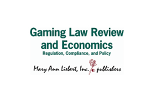 Gaming Law Review & Economics