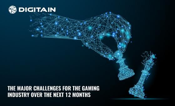 The Major Challenges For The Gaming Industry Over The Next 12 Months